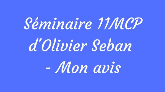 11 MCP FORMATION Olivier Seban