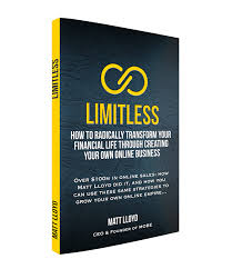 photo du livre limitless