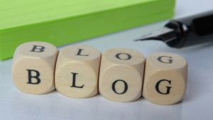 4 lettres en cube en bois blog