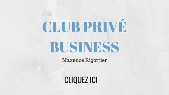 CLUB PRIVE BUSINESS